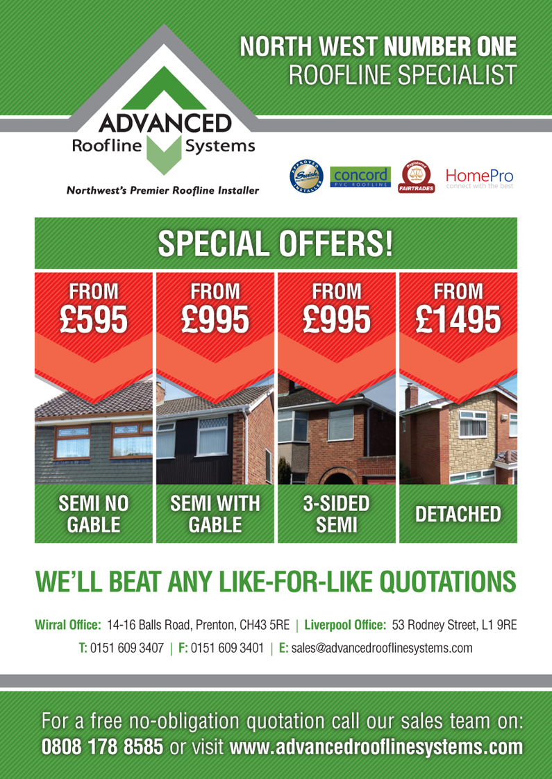Advanced Roofline Systems Latest Offers
